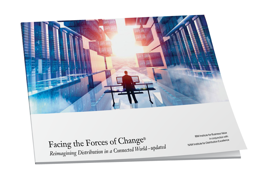 Download Facing the Forces of Change®: Reimagining Distribution in a Connected World